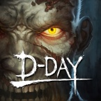 Zombie Hunter D-Day logo