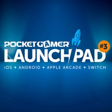 Celebrate the best in mobile gaming with Pocket Gamer LaunchPad #3 THIS WEEK!