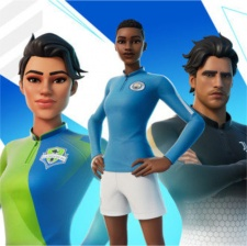 Manchester City, AC Milan and more are coming to Fortnite