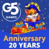 G5 Entertainment celebrates 20th birthday with special campaign for players