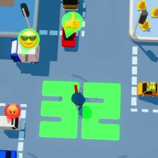 Musical traffic game Mr. Traffic wins the first ever Big Hypercasual Pitch