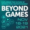 Tracks for November's Beyond Games conference have been revealed