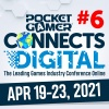 Get on the experts' radar and receive feedback on your games with the Journalist Bar at Pocket Gamer Connects Digital #6