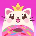 Greedy Cats: Kitty Clicker logo