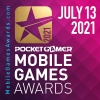 10 days left to submit your game or team to the PG Mobile Games Awards 2021