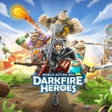 Rovio launches midcore strategy game Darkfire Heroes