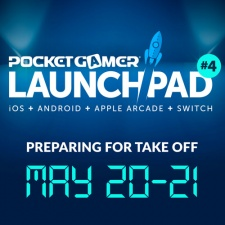 Pocket Gamer LaunchPad #4 starts TODAY!