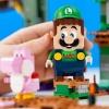 Nintendo is releasing an interactive Luigi LEGO set