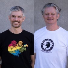 Why Ninja Kiwi co-founders Chris and Stephen Harris felt now was the right time to sell