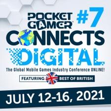 Pocket Gamer Connects Digital #7 starts next week