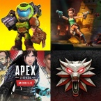 52 top games in soft launch: From Apex Legends Mobile and Mighty Doom to Tomb Raider Reloaded and The Witcher: Monster Slayer