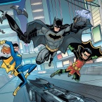 DC: Batman Bat-Tech Edition logo