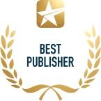 Best Publisher logo