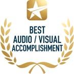 Best Audio/Visual Accomplishment logo