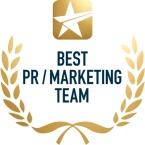 Best PR/Marketing Team logo