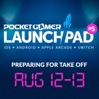 Celebrate the hottest new releases and updates in mobile games at next week's Pocket Gamer LaunchPad #5