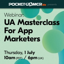User acquisition masterclass for app marketers on July 1st