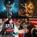54 top games in soft launch: From Apex Legends Mobile and Harry Potter: Magic Awakened to Marvel Future Revolution and Tomb Raider Reloaded
