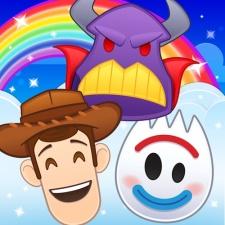 Disney Emoji Blitz strikes 40 million downloads