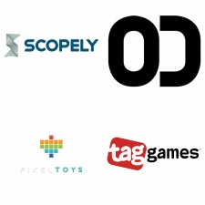 Scopely invests $50M in Omnidrone, Pixel Toys & Tag Games