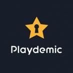Number 9 - Playdemic logo