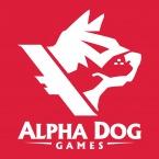 Alpha Dog Games (Bethesda) logo