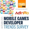 Get future trends now with our Mobile Game Developer Trends Survey 2021