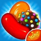 Number 4 - Candy Crush Saga logo
