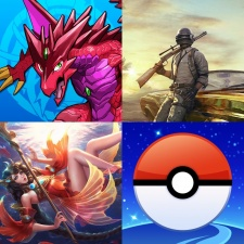 Top 10 highest-grossing mobile games of all time