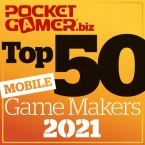 The Top 50 Mobile Game Makers 2021 (Online)