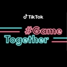 TikTok launches #GameTogether - its first livestream games show in the UK