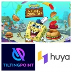 Tilting Point partners with Huya to bring SpongeBob: Krusty Cook-Off to China