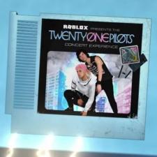 Roblox hosting Twenty One Pilots Concert Experience on 17 September