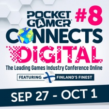 We're giving a special thank you to the sponsors for next week's Pocket Gamer Connects Digital #8