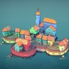 Townscaper heading to iOS and Android on 20 October
